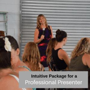 Become a Professional Presenter
