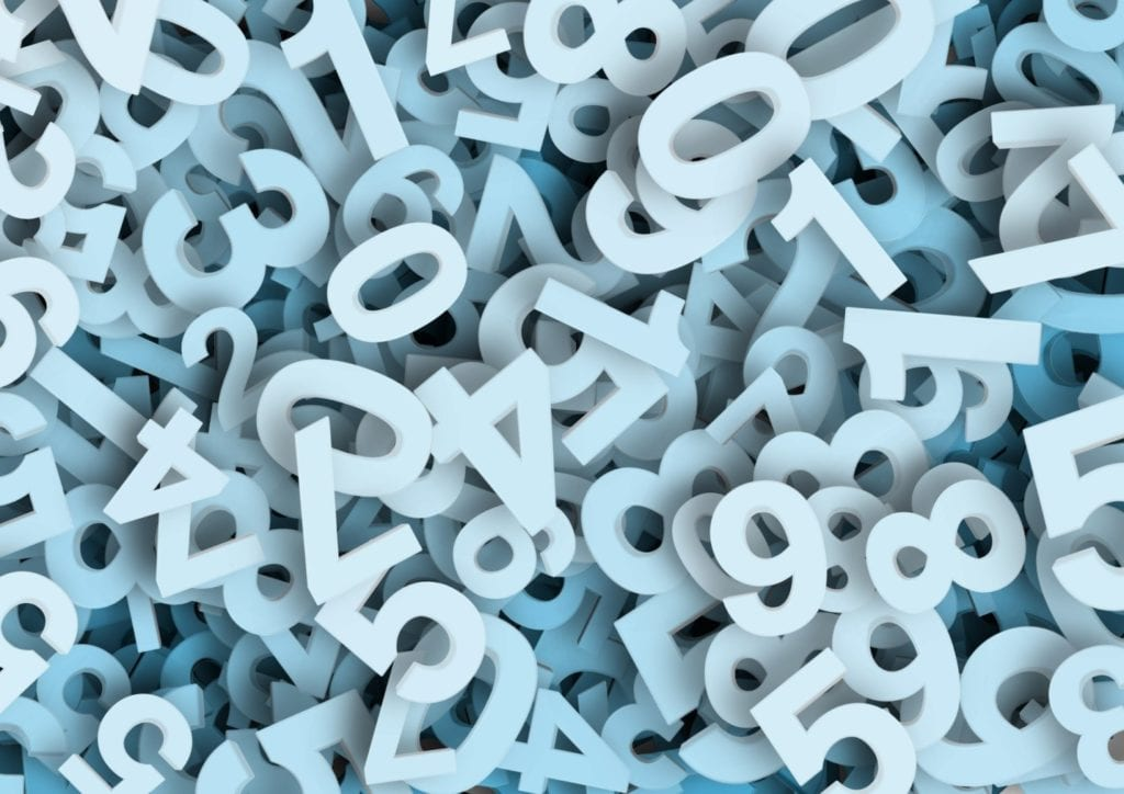 Numbers by Intuitive Nature