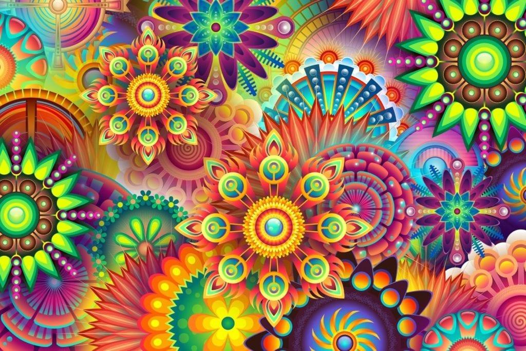 Shape your Behaviours Intuitive Flowers