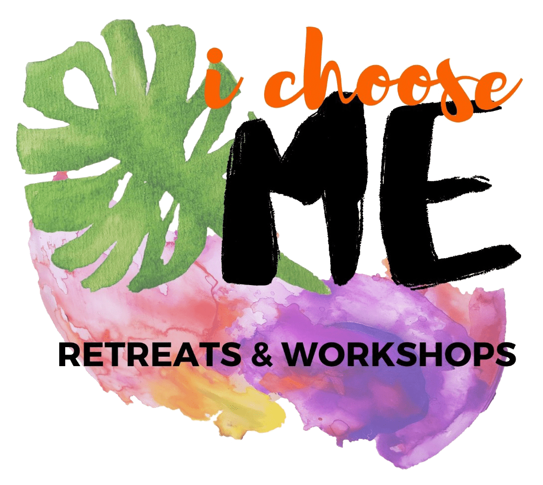 I choose me Retreats Clear Background