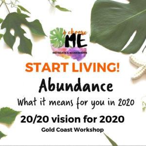 Start Living Abundantly